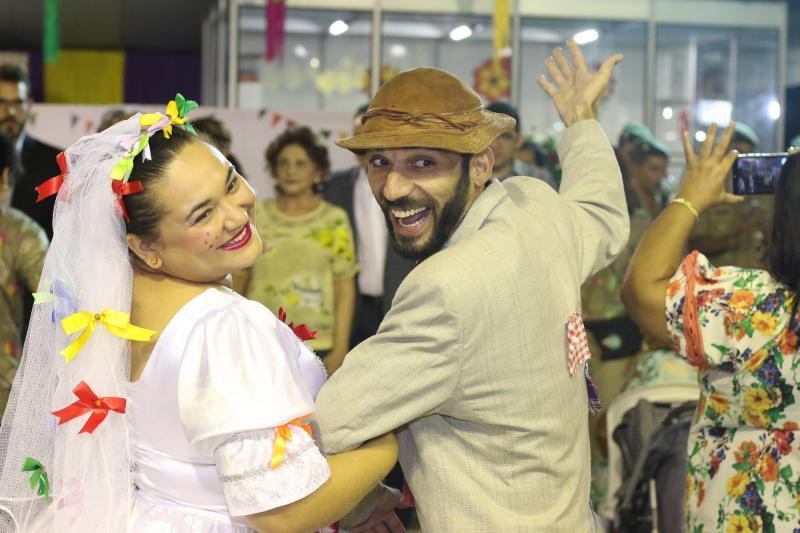 Cidade Junina abre inscrições para casamento coletivo