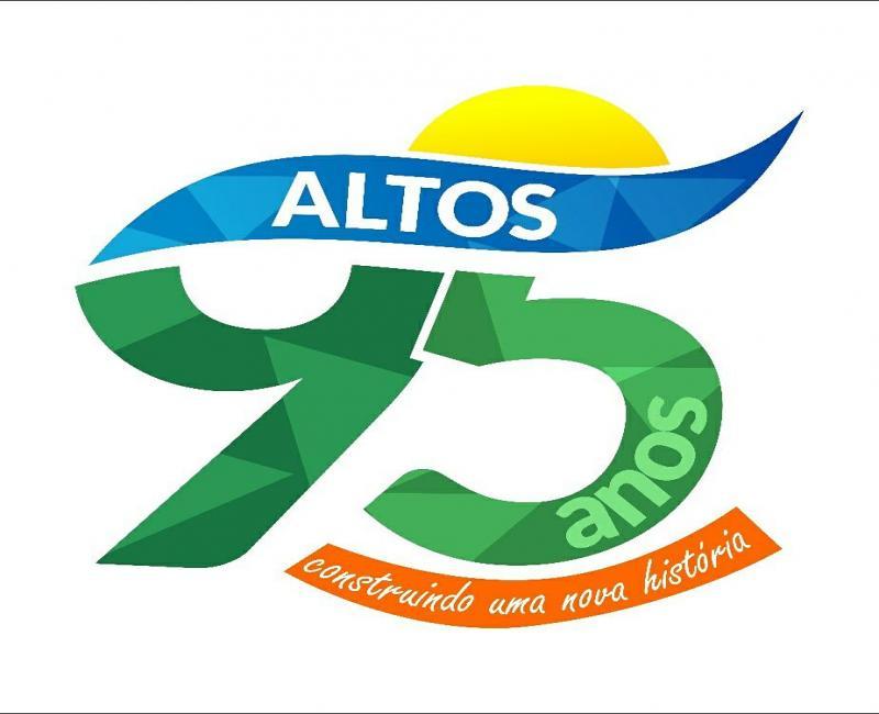 Prefeitura de Altos divulga programação do aniversário