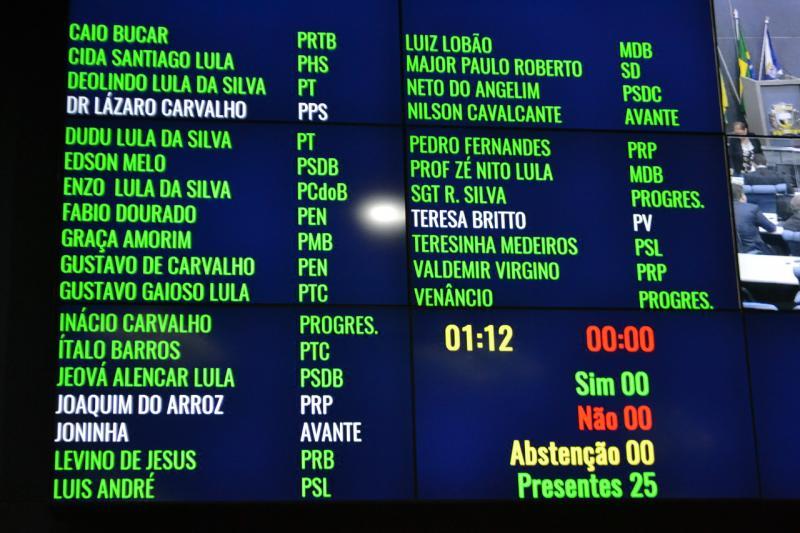 Vereadores de Teresina incluem nome de Lula no título parlamentar