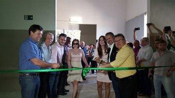 Inaugurada primeira indústria de beneficiamento de trigo do Piauí