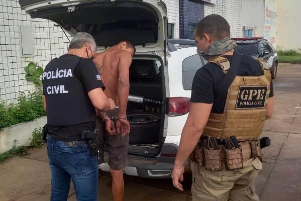 Civil/Timon prende 2 faccionados acusados de duplo homicídio contra irmãos