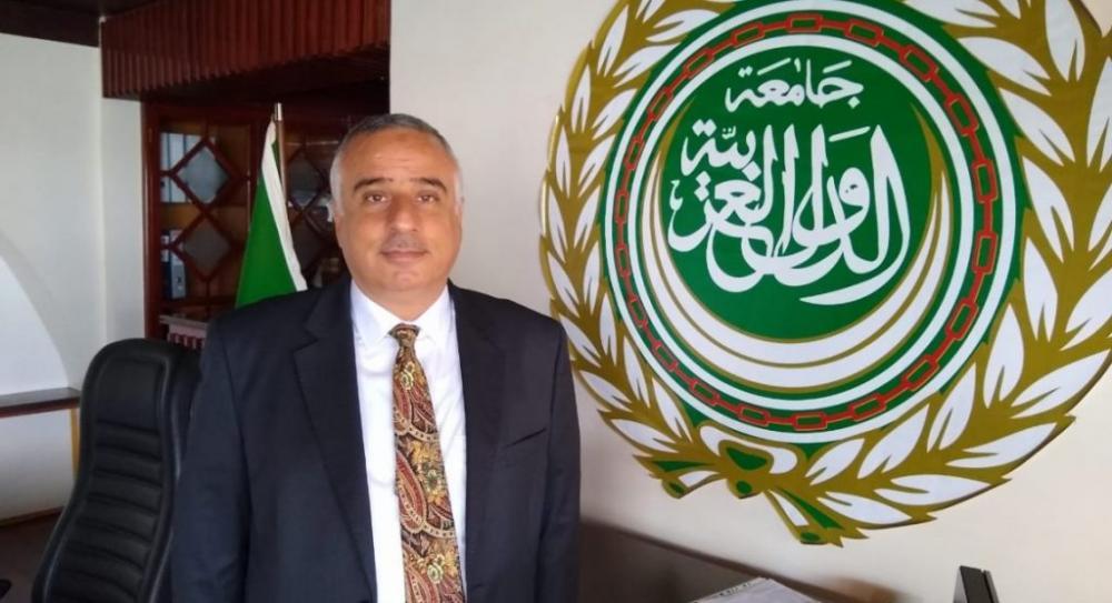 Embaixador Qais Shqair – Chefe da Missão da Liga Árabe no Brasil