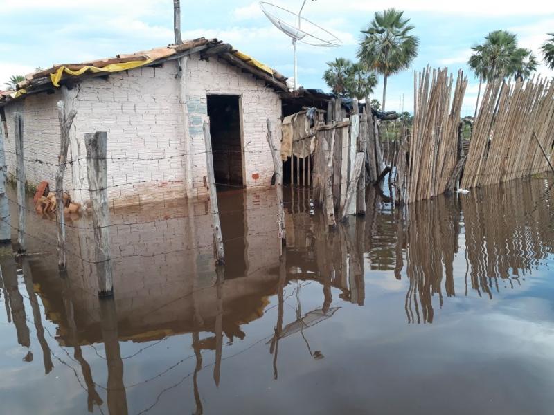 Prefeito de Campo Maior decreta Situação de Emergência no município