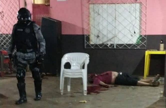 Hélio foi executado com vários tiros