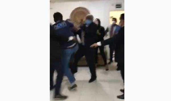 Vídeo: O tempo fechou na Câmara Municipal de Timon