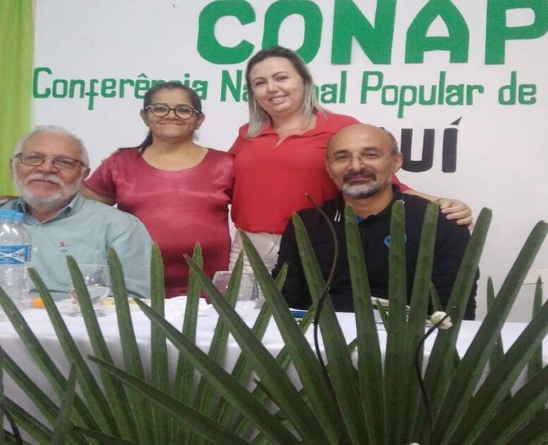 Prefeitura de Castelo do Piauí participa de Conferência Intermunicipal sobre Educação Popular