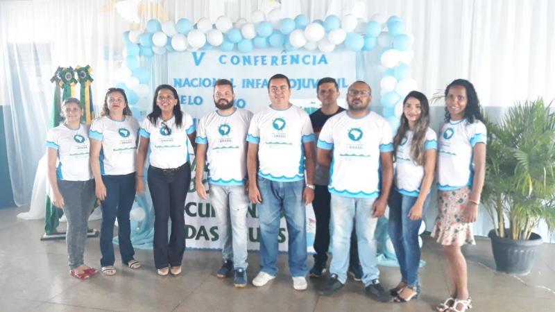 Projeto de reuso da água é destaque em conferência de meio ambiente em Água Branca