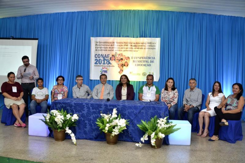 Água Branca realiza V Conferência Municipal de Educação