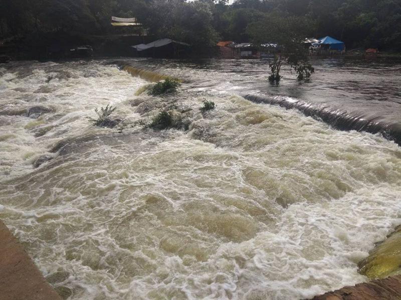 Açudes atingem 100% do volume de água no Piauí; fotos