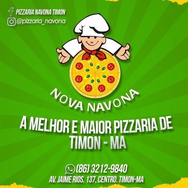 Nova Navona Pizzaria: o fino sabor das massas em Timon
