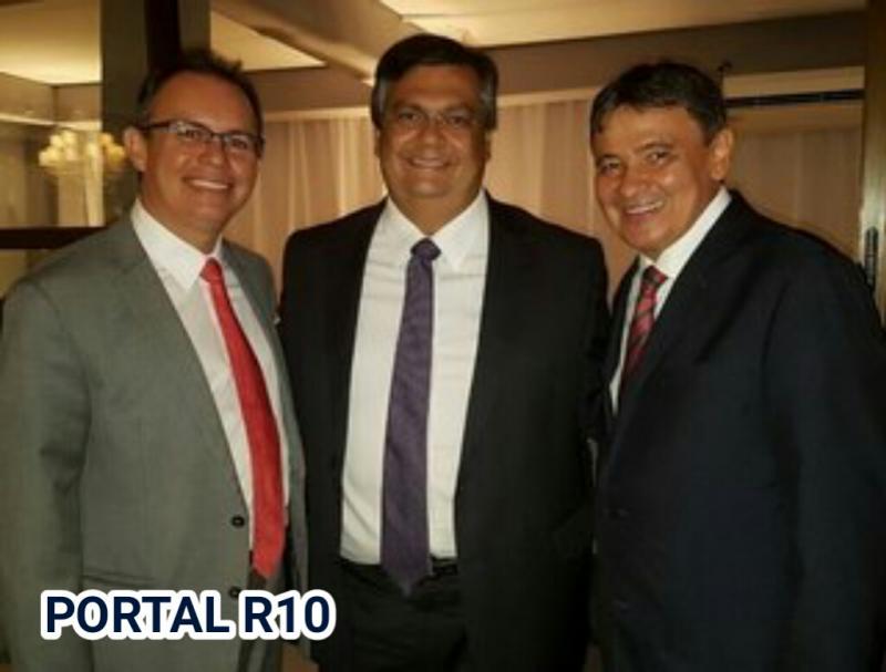 Governadores firmam parcerias entre Maranhão e Piauí