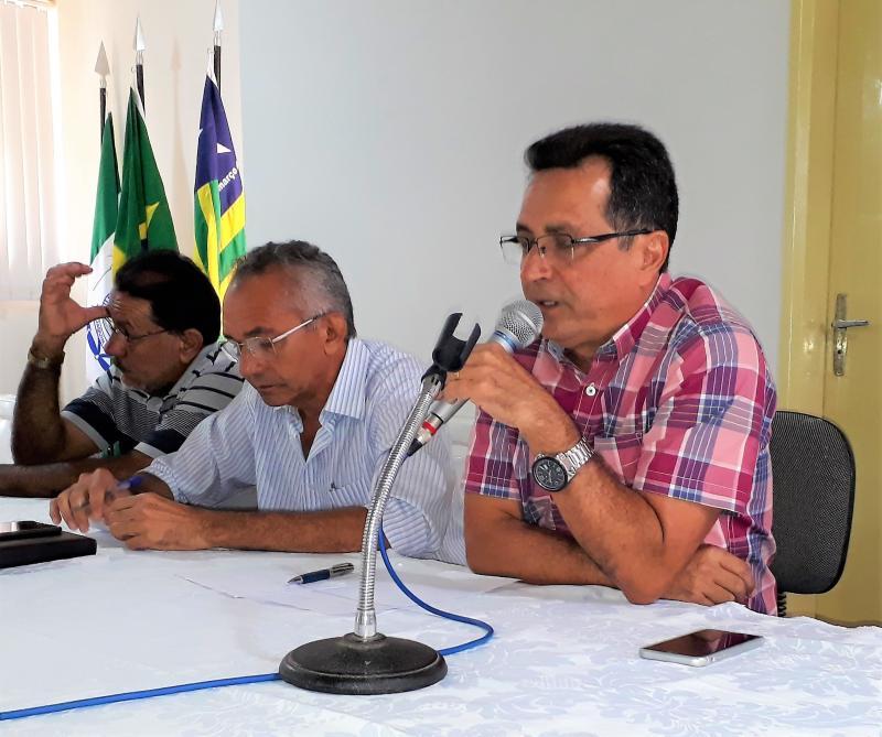 Prefeitura Municipal de Joaquim Pires realiza Audiência Pública sobre prestação de contas