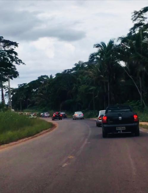 Teresina registra queda no número de acidentes de trânsito