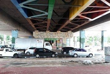 Trânsito embaixo da ponte JK será interditado