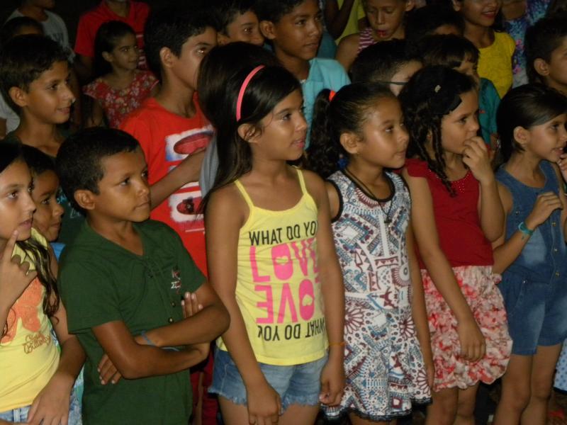Kolping e Pastoral da Criança realizam evento para crianças matienses