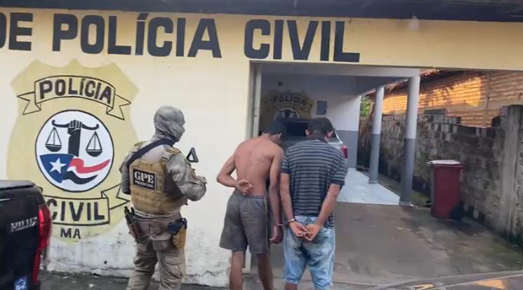 Além da prisão preventiva dos acusados de roubo e furto de animais, o GPE-18 prendeu o indivíduo de iniciais C.D.S, com mandado de recaptura de Roraima e da Venezuela