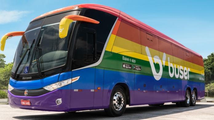 Buser lança nova opção de serviço para clientes LGBTQIA+