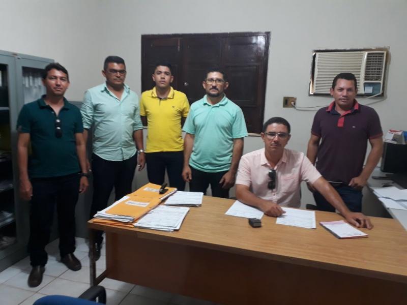 Vereadores de Barra D'Alcântara pedem ampliações da rede elétrica para cidade