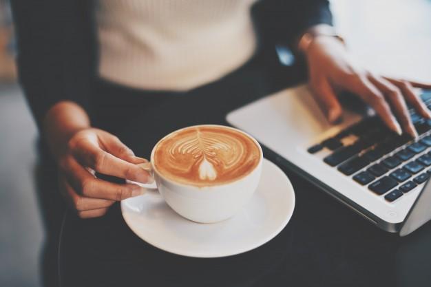Efeitos do café no cérebro