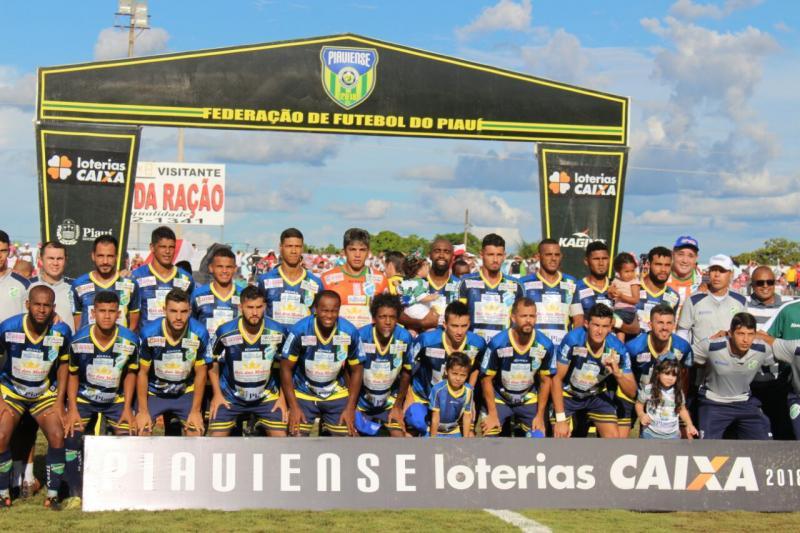 Altos vence o Campeonato Piauiense 2018