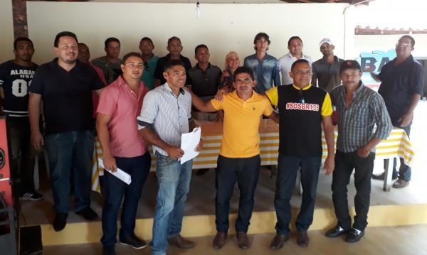 Desportistas do sul do Piauí realizam encontro em Cristino Castro