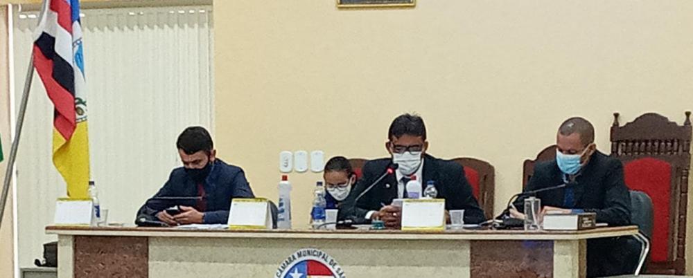 Realizado a sexta sessão de vereadores em São João dos Patos