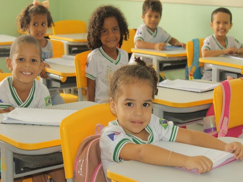THE: Semec abre vagas para Maternal II nos Centros Municipais de Educação