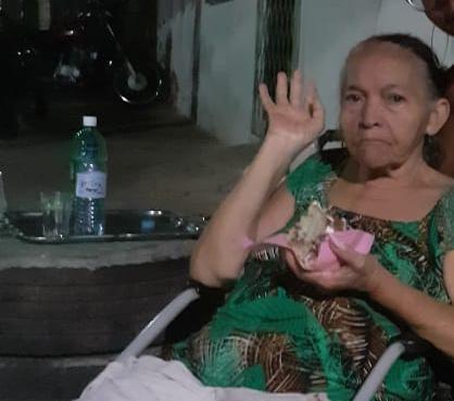 Dona Desterro deixa saudades em familiares, vizinhos e amigos.