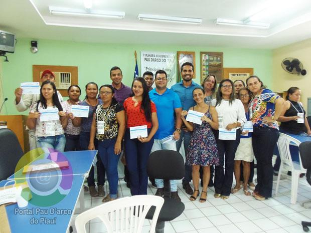 Secretaria de Saúde de Pau D'arco do Piauí realiza I Plenária Municipal