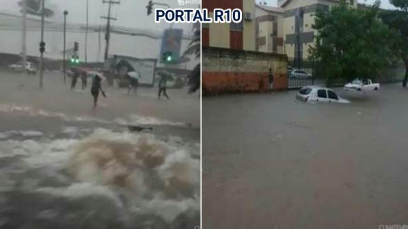 Maranhão, Piauí e Ceará podem ter chuva forte esta semana