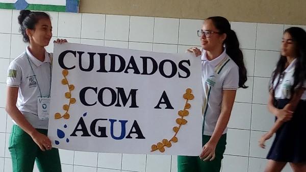 CETI João Ferry realiza a V Conferência Infanto Juvenil Pelo Meio Ambiente