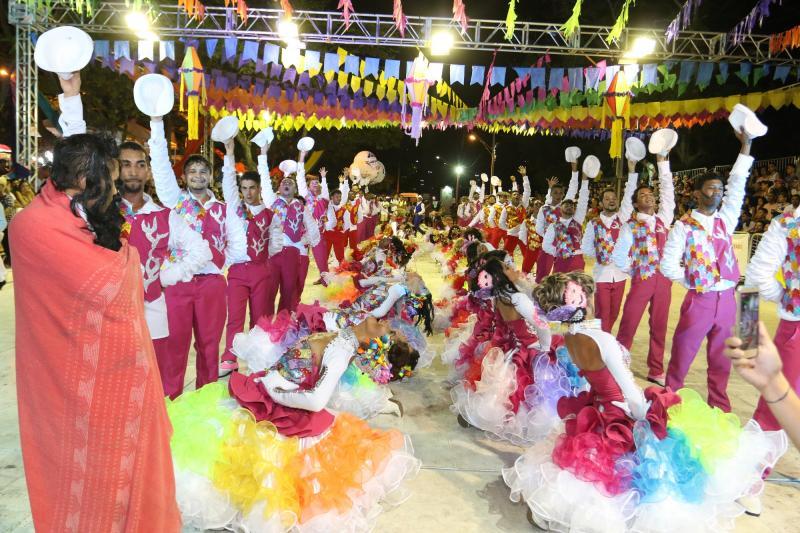 Inscrições para o 24º Festival de Quadrilhas Juninas estão abertas
