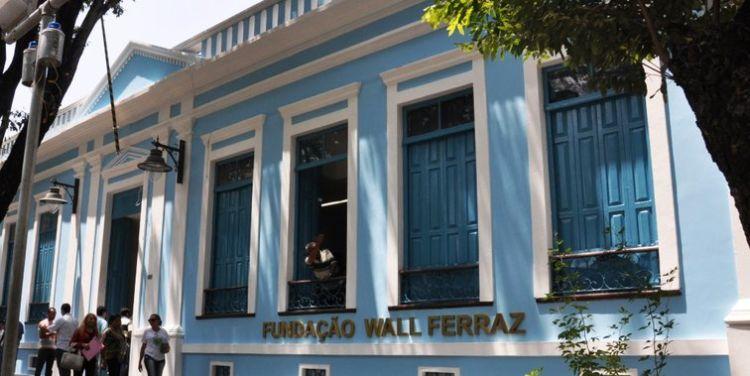 fundação Wall Ferraz