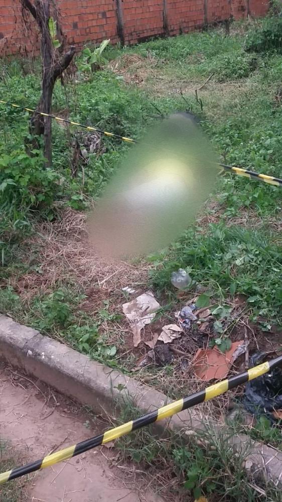 homem assassinado na zona norte de Teresina
