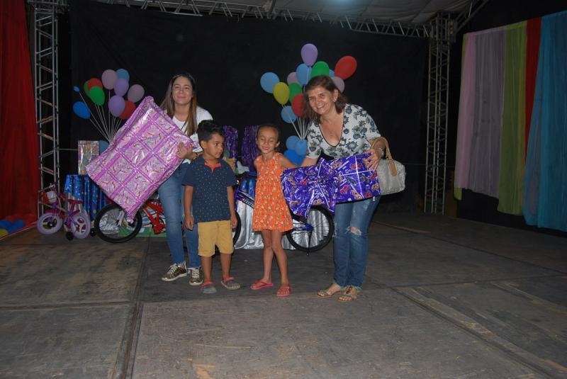 Prefeitura de Uruçuí realiza festa em comemoração ao Dia da Criança