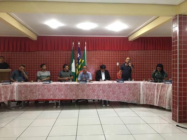 Audiência pública sobre Cultura e Patrimônio é realizada em Pimenteiras