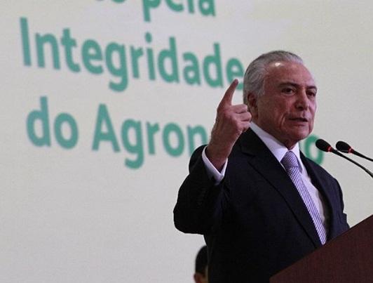 Temer é reprovado por 70% dos brasileiros, aponta Datafolha