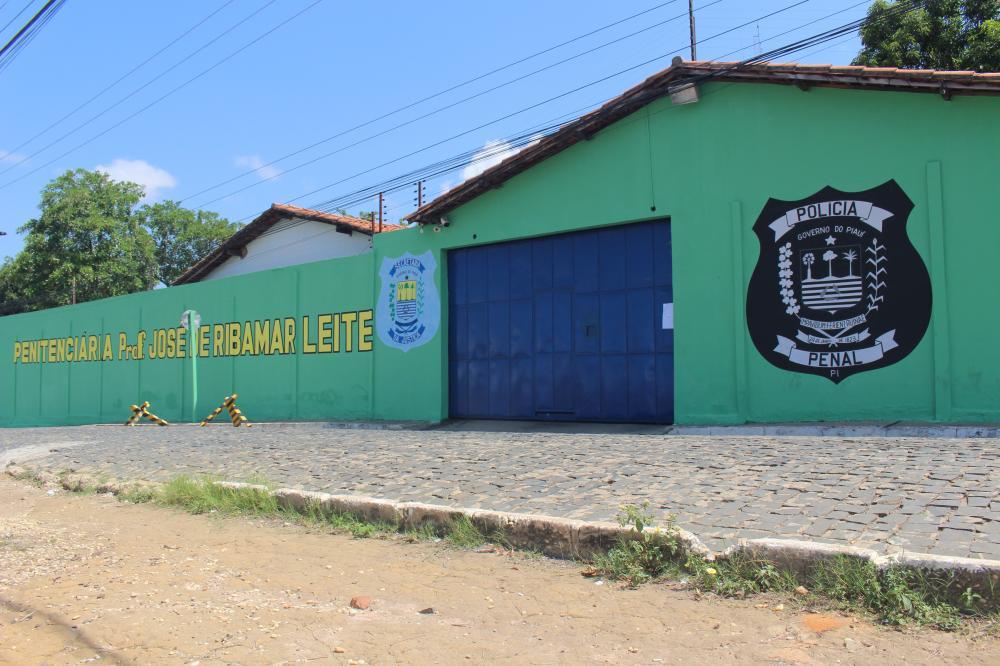 Penitenciária Prof. José Ribamar Leite / R10