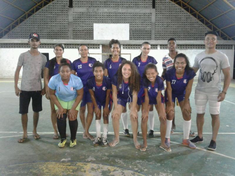 Time Feminino de São Gonçalo do Gurgueia sagrou-se Campeã no estado do Maranhão