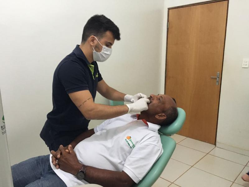 Programa LRTD qualifica saúde bucal de Landri Sales e melhora a qualidade de vida da população