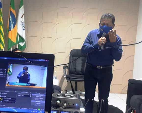 Capitão de Campos: prefeito fala de um ano da gestão em tempos de pandemia