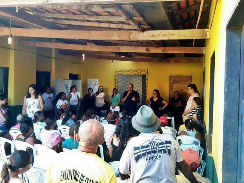 Secretarias realizam ação de cidadania em zona rural de Altos