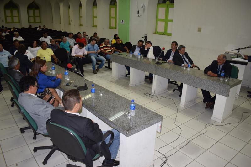 Vereadores de Campo Maior aprovam o fim do recesso durante Festejos de Santo Antônio