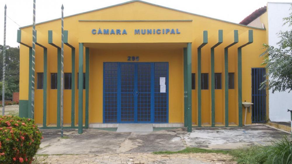 Câmara de vereadores de Lagoonha do PI / R10