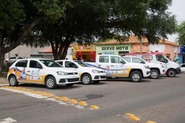 Ladrão rouba carro da prefeitura com vacinas em Timon