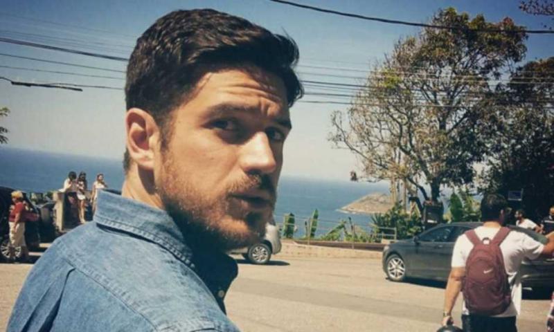 Marco Pigossi atuará em série internacional da Netflix