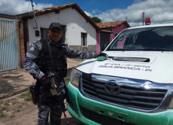 Idoso morre após ser atingido por golpe de facão na cabeça no Piauí
