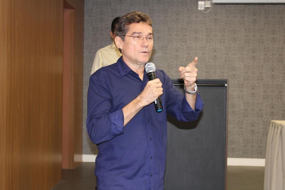 Andrade Júnior, presidente do Centro das Indústrias do Estado do Piauí (CIEPI) - Foto: Ascom