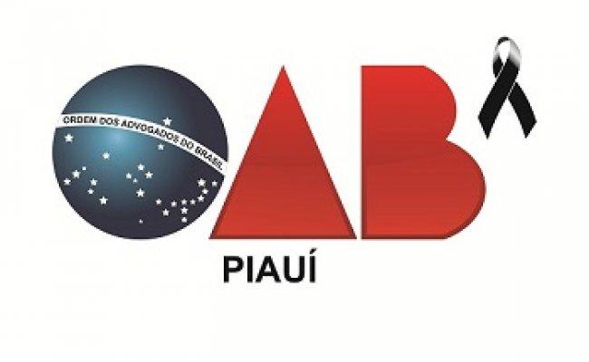 OAB-PI emite nota de pesar pelo falecimento de Glauber da Costa Miranda
