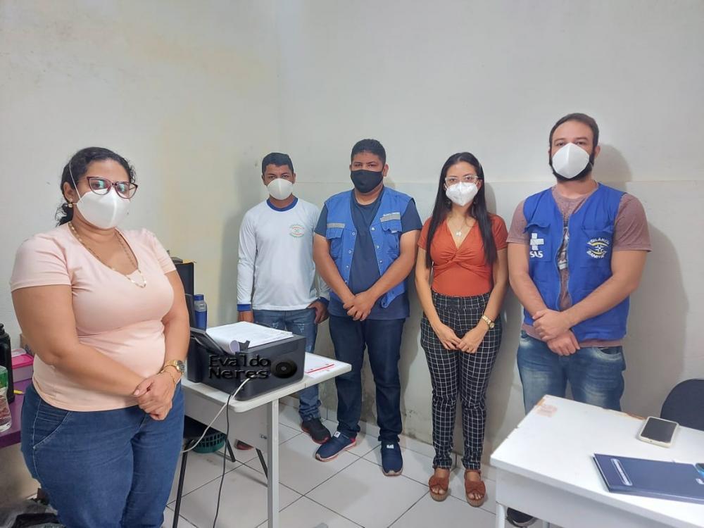 Vigilância Sanitária de Cocal reforça as medidas do Decreto Municipal